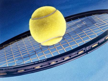 cuerdas de tenis