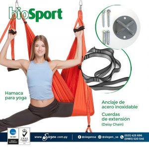 Hamaca para yoga Biosport