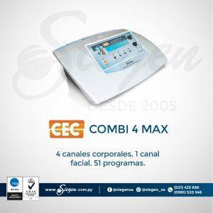 COMBI 4 MAX