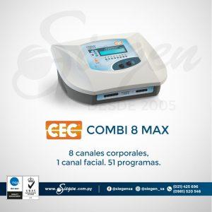 COMBI 8 MAX