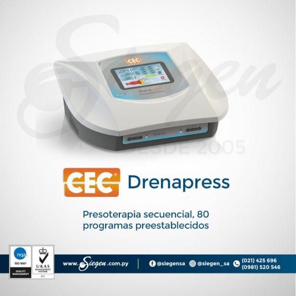 CEC DRENAPRESS